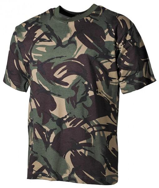 US T-Shirt halbarm DPM tarn