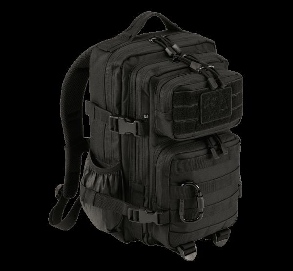Brandit Kids US Cooper backpack - schwarz - vorn - armyoutlet
