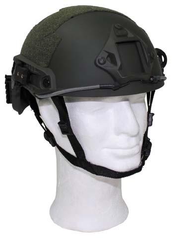 US Helm FAST oliv
