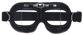 Fliegerbrille Air Force schwarz