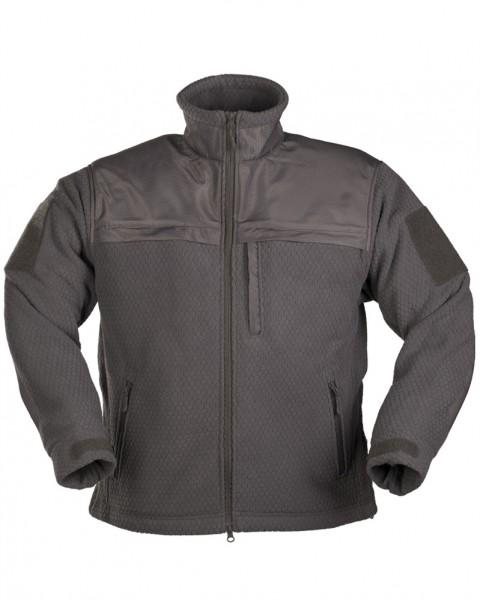 Elite Fleece Jacke Hextac urban-grey