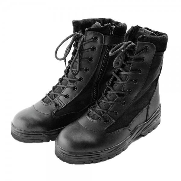 McAllister Outdoor Boots Patriot Style schwarz