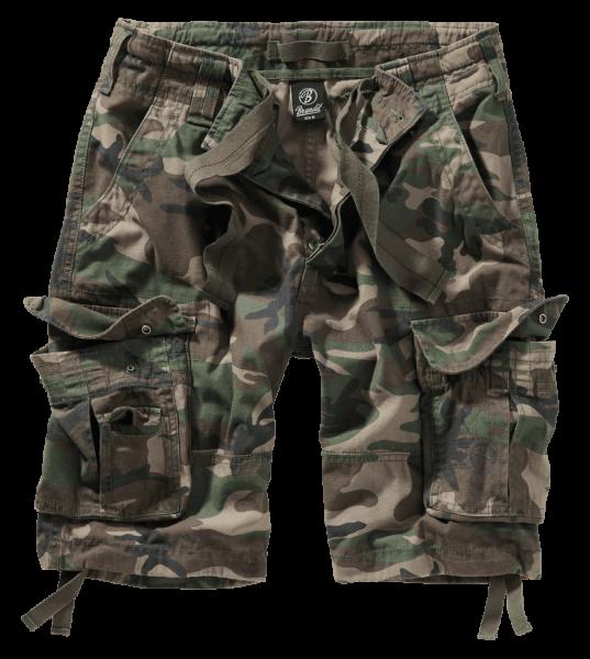 Brandit Pure Vintage Shorts