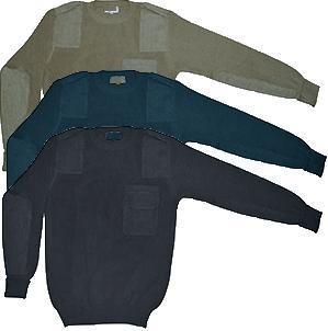 BW Pullover Baumwolle 3 Farben