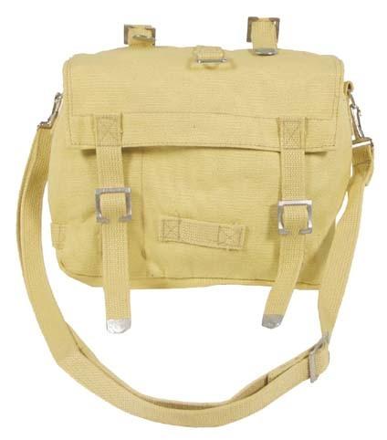 BW Kampftasche klein gelb
