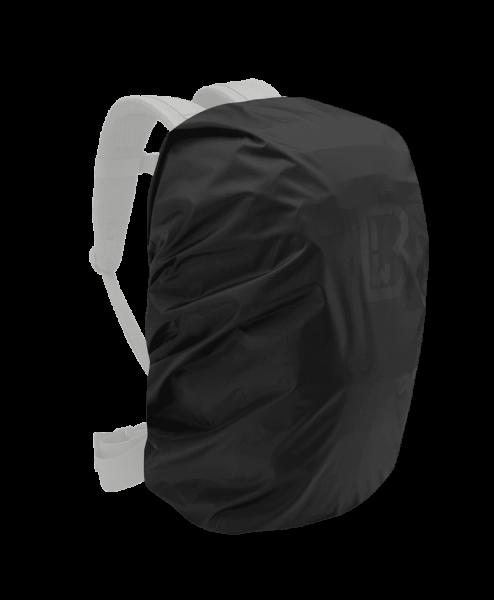 Brandit Raincover bis 30 Liter - schwarz - seite - armyoutlet
