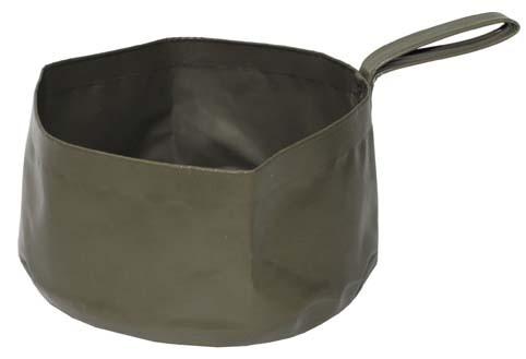 Faltschüssel oliv 3,5 Liter