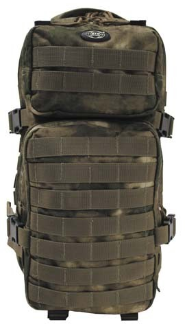US Rucksack Assault I HDT camo FG