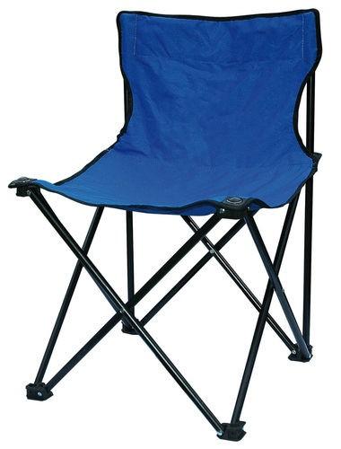Faltstuhl klein blau und schwarz