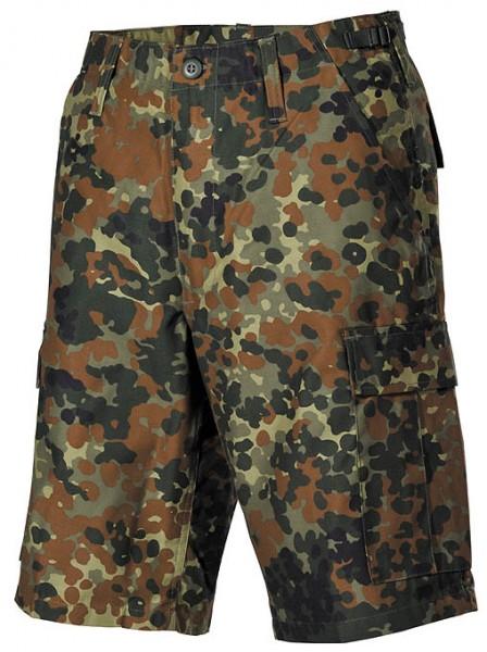 US Bermuda-Shorts flecktarn