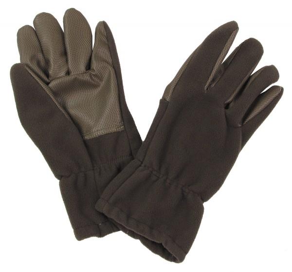 Fleece Fingerhandschuhe Alpin