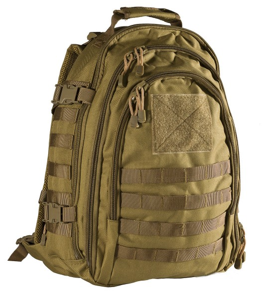 Rucksack Molle Experience 40 Liter coyote