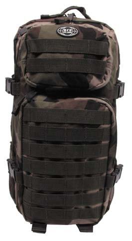 US Rucksack Assault I CCE tarn