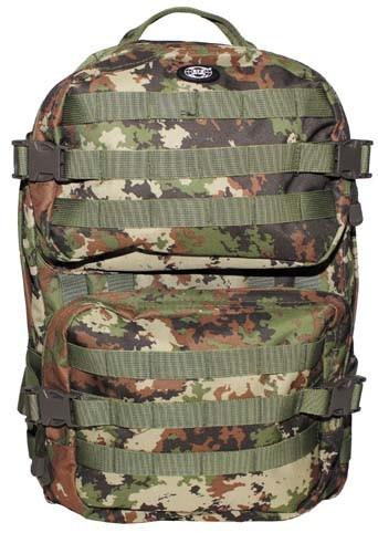 US Rucksack Assault II vegetato