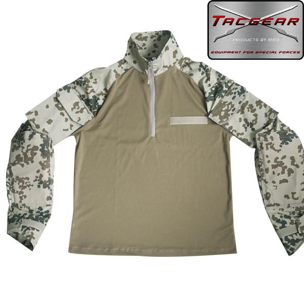 TACGEAR Combat Shirt - tropentarn - armyoutlet