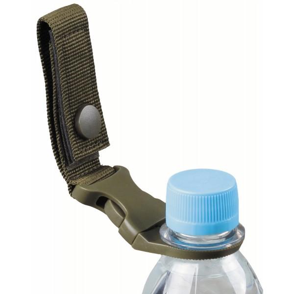 Flaschenhalter für Gürtel und Molle System