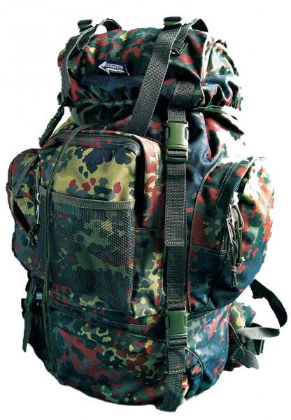 Tactical Rucksack 65 Liter flecktarn