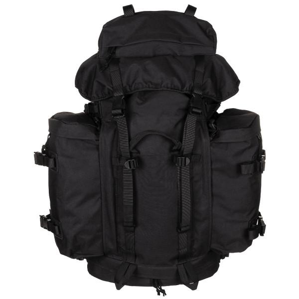 MFH BW Mountain Rucksack 100 L - schwarz - vorn - armyoutlet