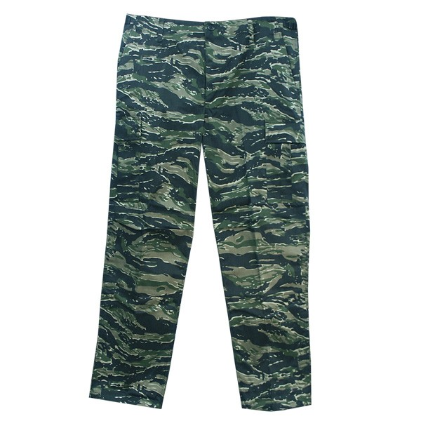 Army Cargo Hose tiger stripe
