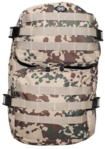 US Rucksack Assault II BW tropentarn