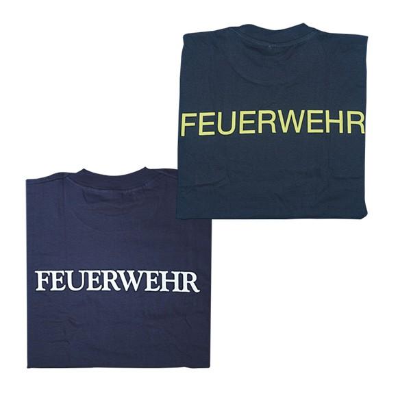 T-Shirt Feuerwehr