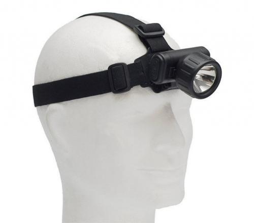 Stirnlampe I schwarz