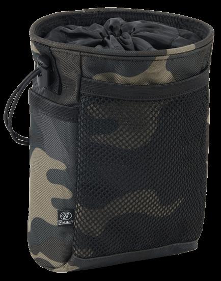Brandit Molle Pouch Tactical darkcamo vorn - armyoutlet.de