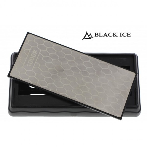 Black Ice Diamantschärfplatte