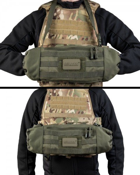 Tactical Handwärmer Muff