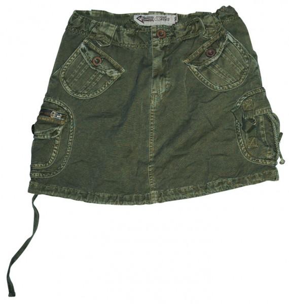 Ladies Skirt oliv