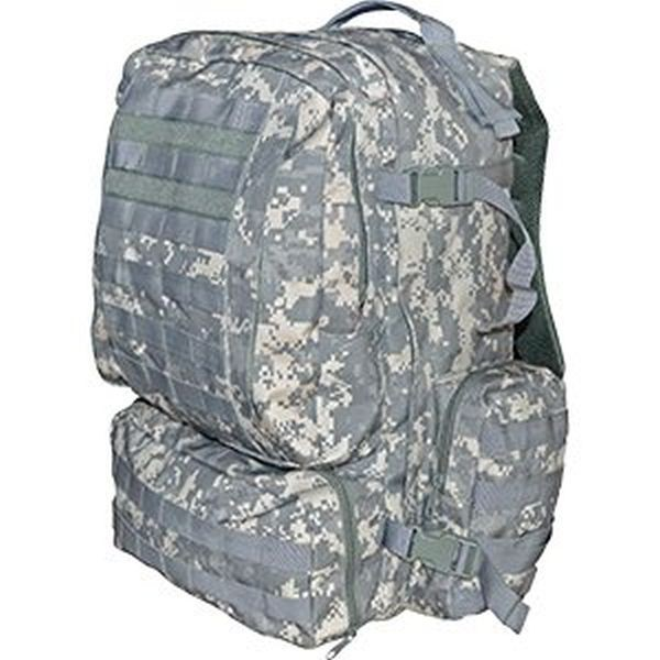 US Einsatzrucksack Special One AT digital 65 L vorn