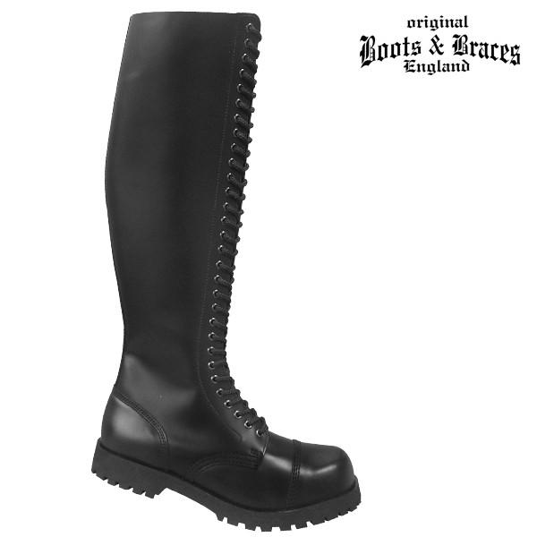 Boots & Braces 30 Loch Ranger Boots schwarz