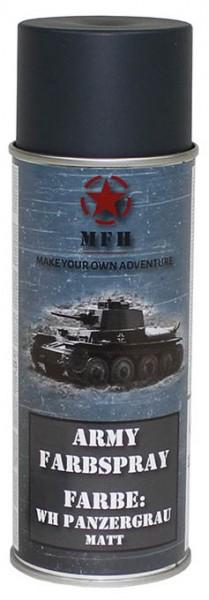 Army Farbspray WH Panzergrau matt 400ml