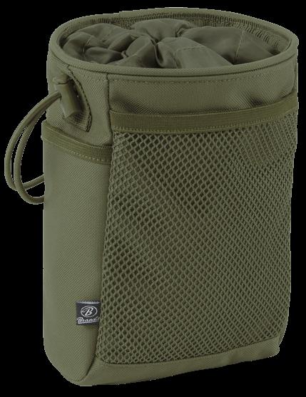 Brandit Molle Pouch Tactical oliv vorn - armyoutlet.de
