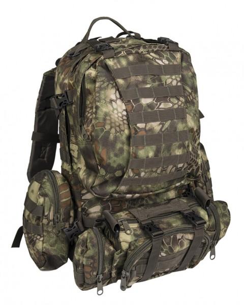 Rucksack Defense Pack Assembly mandra tan vorn