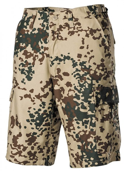 US Bermuda-Shorts tropentarn