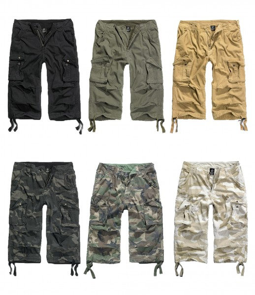 Brandit Urban Legend 3/4 Cargo Shorts