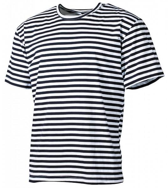 Marine Shirt kurzarm