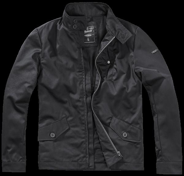 Brandit Kensington Jacket schwarz