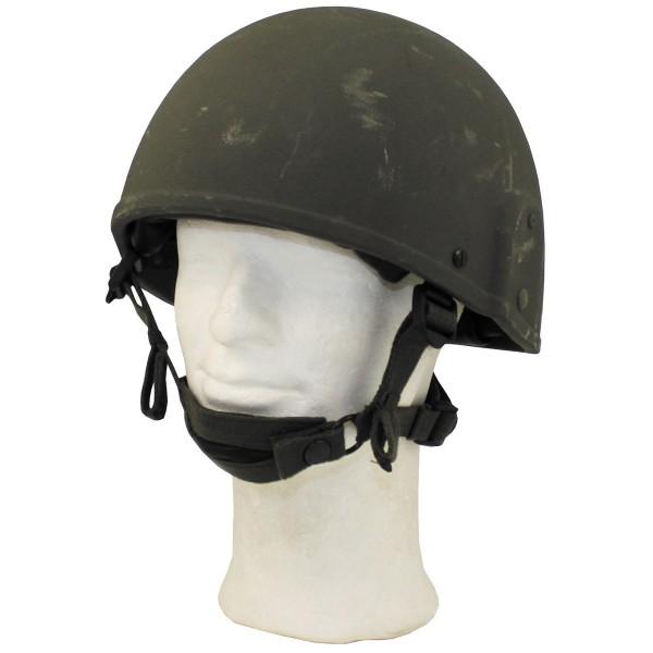 Britischer Combat Helm GS MK6 aussen