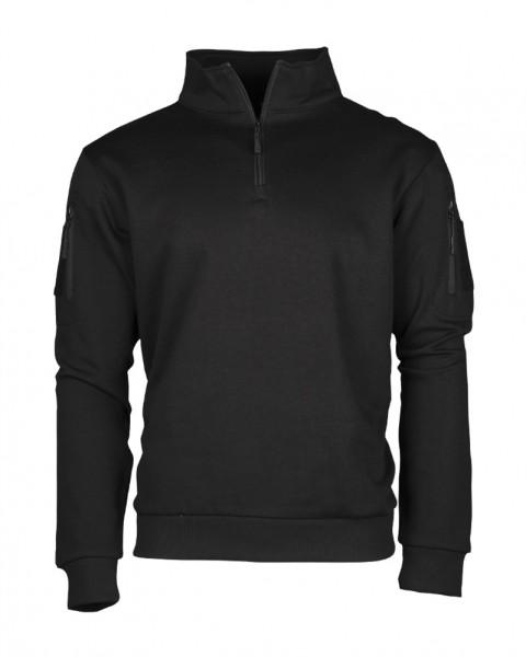 Tactical Sweatshirt mit Zipper