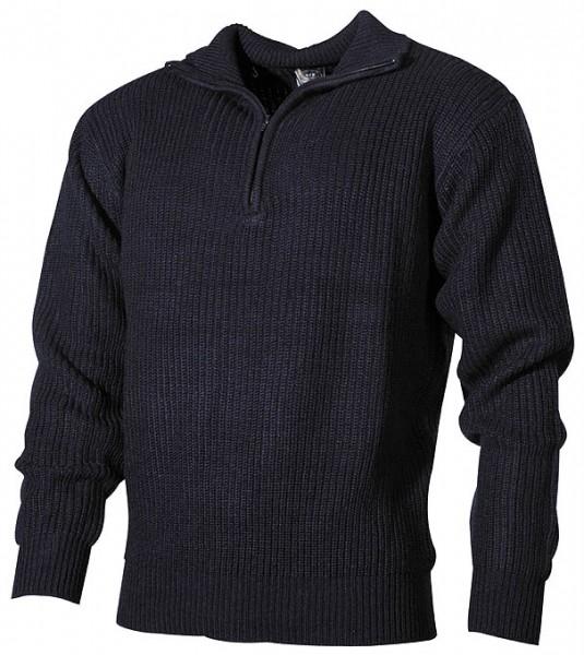 Isländer Pullover Troyer