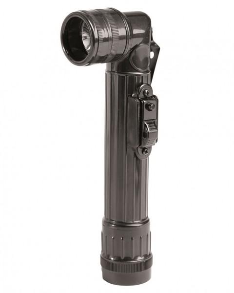 US Winkeltaschenlampe klein schwarz - armyoutlet.de