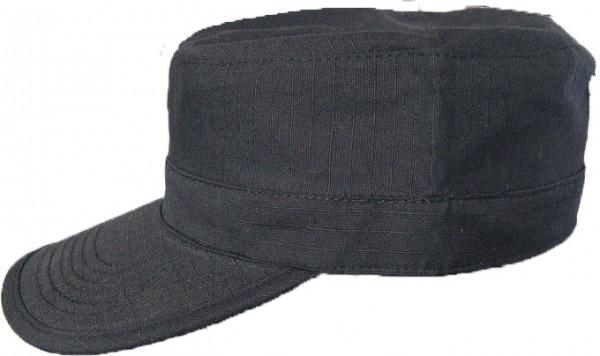 BDU Cap Rip-Stop schwarz