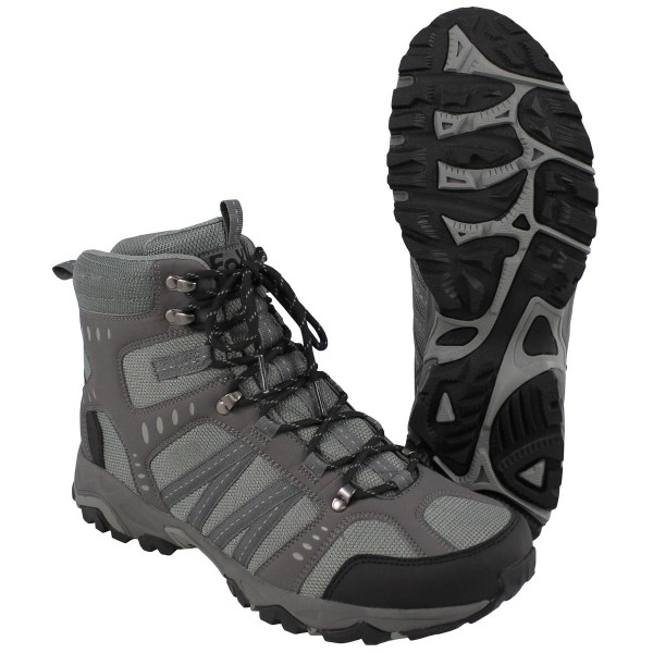 Trekkingschuh Mountain High grau