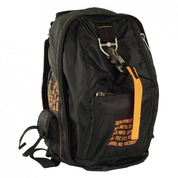 Rucksack Deployment Bag schwarz