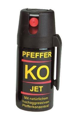 K.O. Jet Verteidigungsspray 40ml