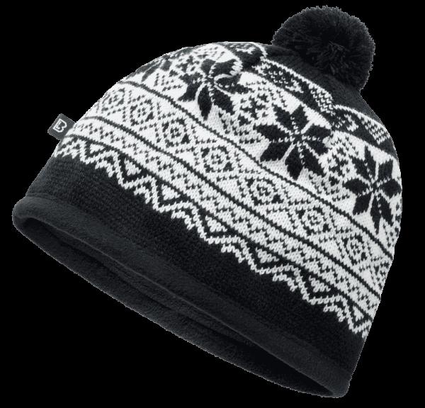 Brandit Snow Cap - black - gesamt - armyoutlet