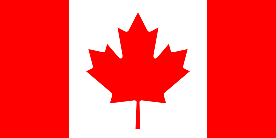 Flagge Kanada 90 x 150 cm
