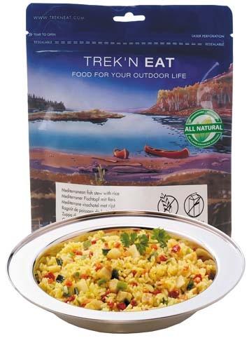 Trek ' N Eat Mediterraner Fischtopf mit Reis